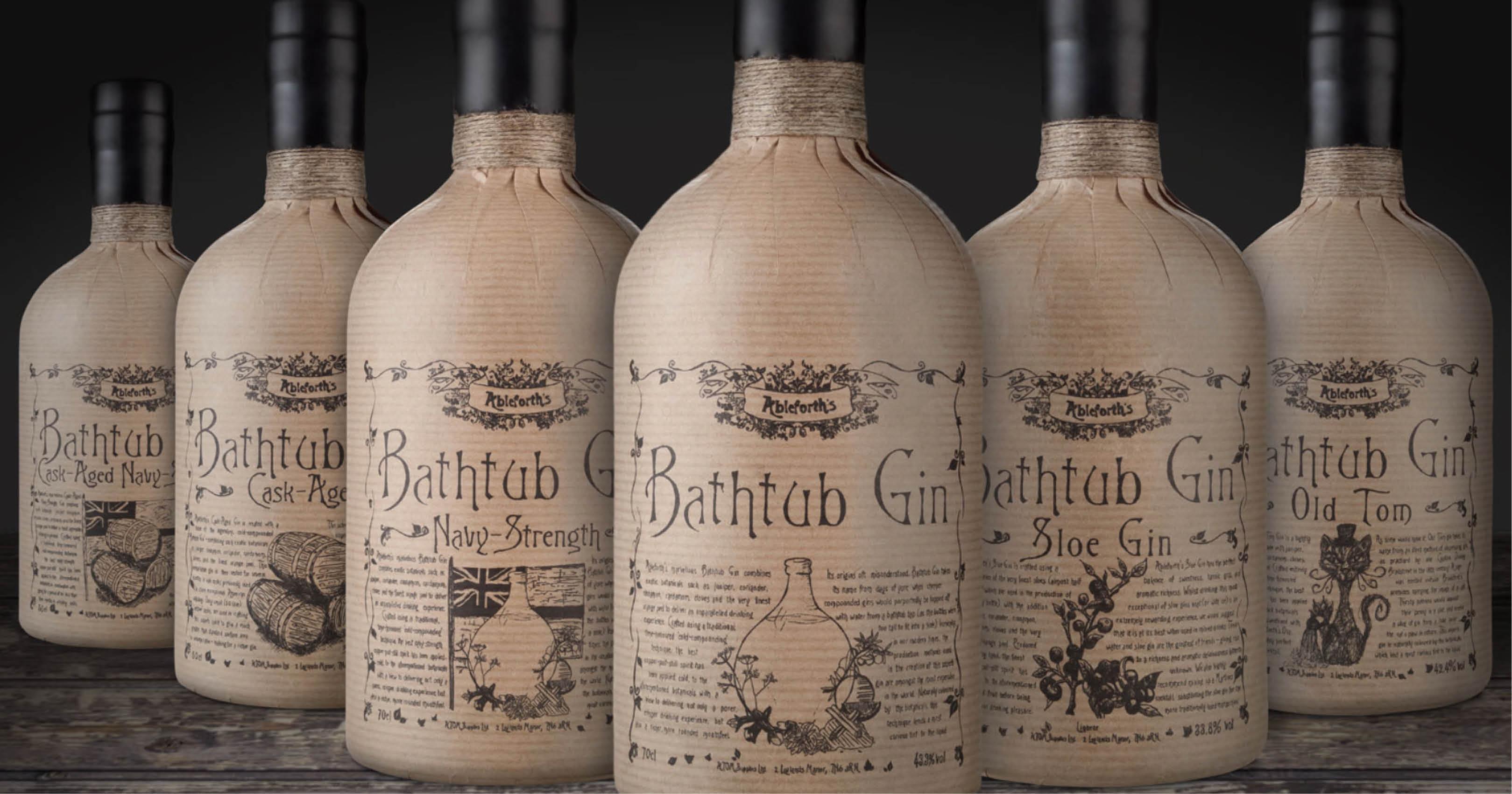 Ableforth S Bathtub Gin