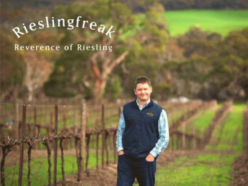 John Hughes – Rieslingfreak – Winner Winemaker's Choice at 2017 Young Gun Wine awards