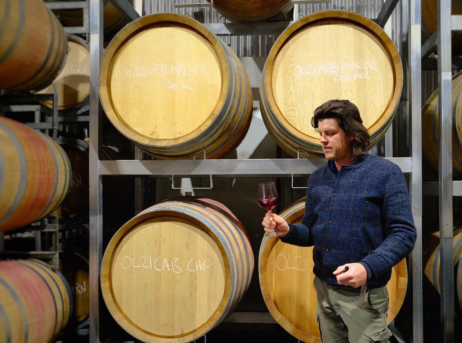 Eastern Peake & Latta Vino Spring Releases